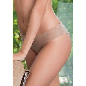 Kalhotky brazilky Leilieve 7500 S Bílá obraz