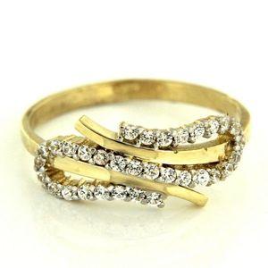 Zlatý prsten 13495 obraz