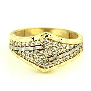 Zlatý prsten 13499 obraz