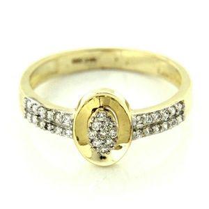 Zlatý prsten 14275 obraz