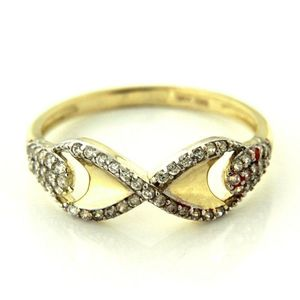 Zlatý prsten 14278 obraz