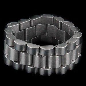 Ocelové prsteny obraz