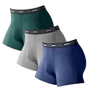 Jednobarevné boxerky, sada 3 ks 77/84 (S) obraz