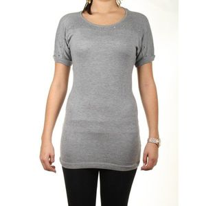 Guess dámský šedý svetřík obraz