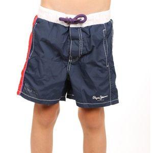Pepe Jeans chlapecké modré plavky Paddock obraz