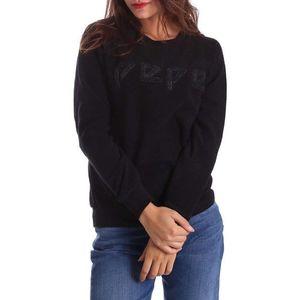 Pepe Jeans dámská černá mikina Nana obraz