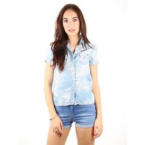 Pepe Jeans dámská džínová košile obraz