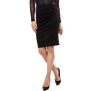 Guess dámská černá sukně obraz