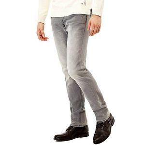 Guess pánské šedé džíny obraz
