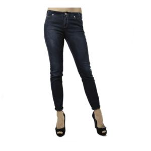 Guess by Marciano dámské tmavě modré džíny obraz