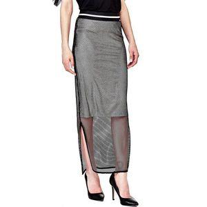 Guess dámská síťovaná sukně obraz