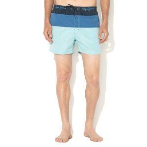 Pepe Jeans pánské modré plavky Jucar obraz