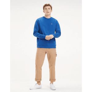 Tommy Hilfiger pánská modrá mikina Tommy obraz