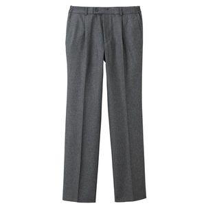 Kalhoty s elastickým pasem šedá 40 obraz