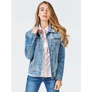 Guess dámská džínová bunda Ninetees obraz