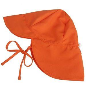 Dětská Plážová Čepice-Oranžová obraz