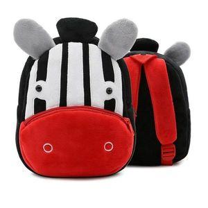 Dětský batoh Zebra obraz
