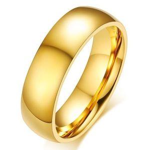 Pánský Prsten Boundless-Zlatá/49mm KP4924 obraz