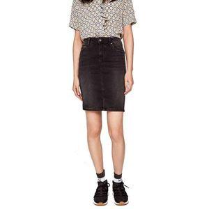 Pepe Jeans dámská černá džínová sukně Taylor obraz