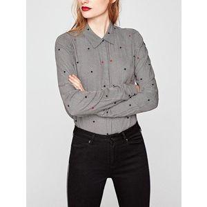 Pepe Jeans dámská košile Arizona s drobným vzorem obraz