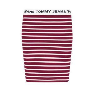 Tommy Hilfiger dámská sukně s proužkem obraz