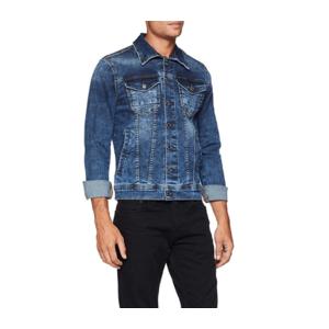 Guess pánská džínová bunda William obraz