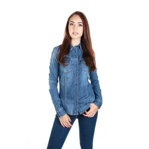 Guess dámská džínová košile Lalima obraz