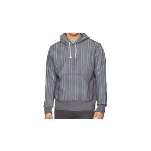 Champion Reverse Weave Hooded Sweatshirt-M bílé 211895-BL512-M obraz
