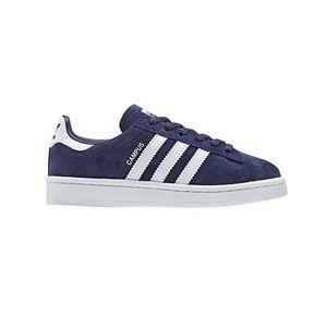 adidas Campus Kids-28, 5 modré BY9593-28, 5 obraz