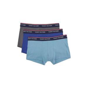 Tommy Hilfiger Boxerky Premium 3 balení - modrá/šedá/modrá Velikost: S obraz