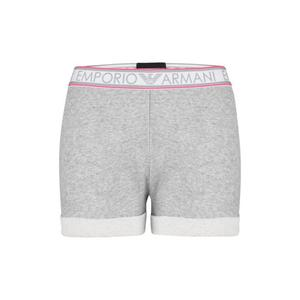 Emporio Armani Underwear Emporio Armani Sporty cotton šortky - šedé Velikost: XS obraz
