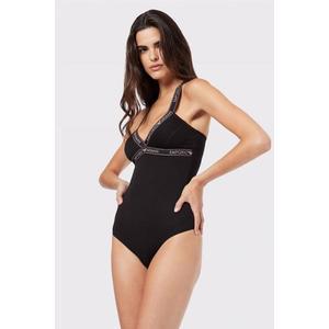 Emporio Armani Underwear Emporio Armani Logoband body - černé Velikost: L obraz