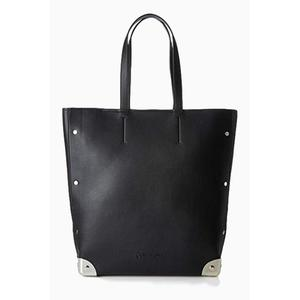 Calvin Klein shopper bag xcorners - black Velikost: OS obraz