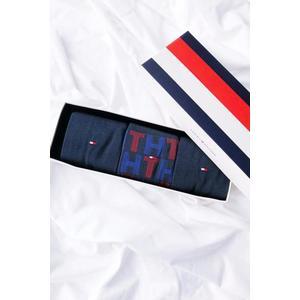 Tommy Hilfiger dárkové 3 balení pánských ponožek Velikost: 39-42 obraz