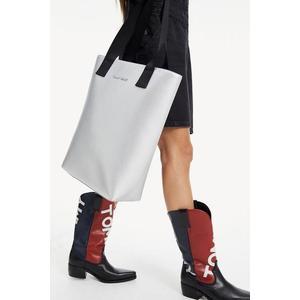 Tommy Hilfiger Tommy Jeans Metallic kabelka - stříbrná Velikost: OS obraz