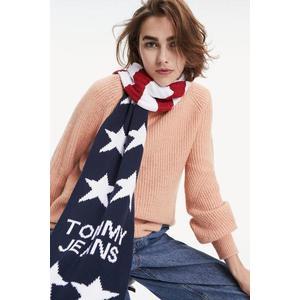 Tommy Hilfiger Tommy Jeans americana dámská šála Velikost: OS obraz
