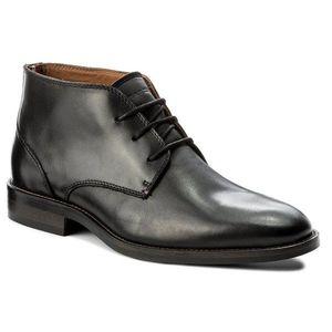 Kotníková obuv TOMMY HILFIGER obraz