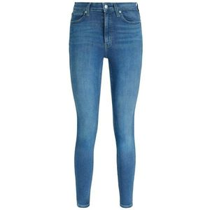 Modré dámské slim fit džíny Calvin Klein Jeans obraz