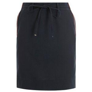 Mini sukně TOMMY HILFIGER obraz