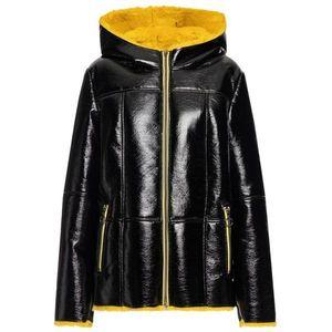 Kožená bunda Laurèl obraz