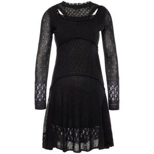 Úpletové šaty TwinSet obraz
