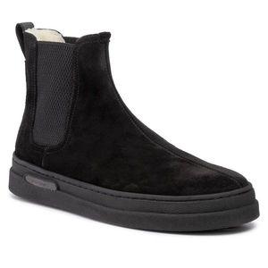 Kotníková obuv s elastickým prvkem Gant obraz