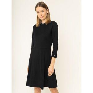 Úpletové šaty Calvin Klein obraz