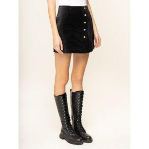 Trapézová sukně Calvin Klein Jeans obraz