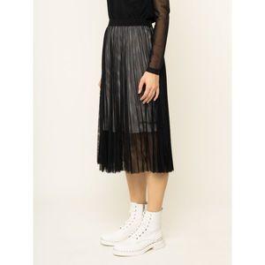 Plisovaná sukně Calvin Klein Jeans obraz