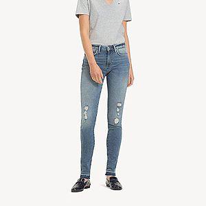 Tommy Hilfiger dámské modré džíny Como obraz