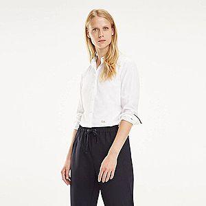 Tommy Hilfiger Essential Košile Bílá obraz