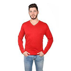 Pánský červený svetr obraz