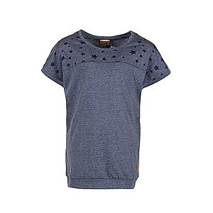 Dívčí triko Sam 73 modrá kobaltová 116 obraz