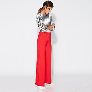 Letní kalhoty červená S obraz